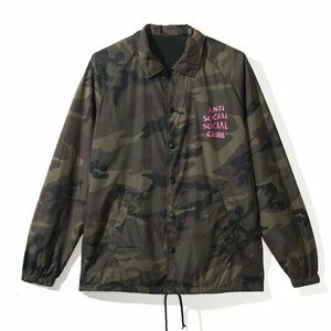 ASSC Anti Social Social Club ASSC Blair Witch Camo